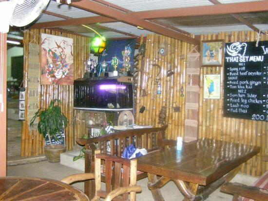 Baan Chang: decor typique thailandais cuisine exelante et service de qualite merci Mr sak