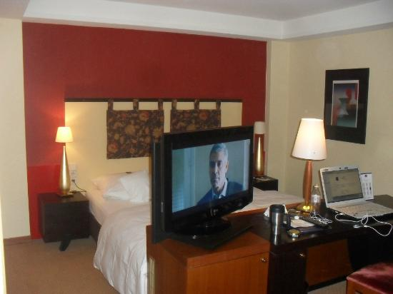 Best Western Plus Arosa Hotel: The rooms are quiet and comfortable.