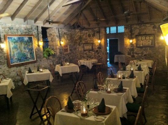 The Sugar Mill Restaurant: Intimate Dining Room