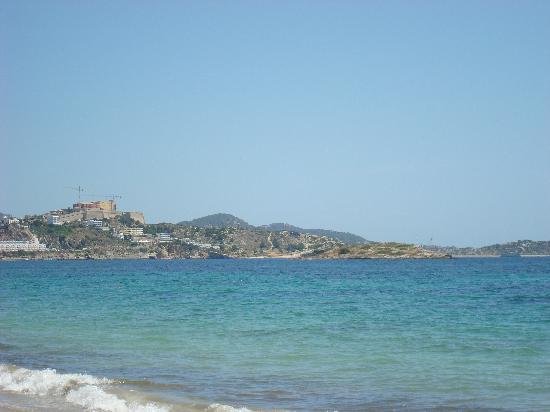 Platja d'en Bossa : Playa d en Bossa