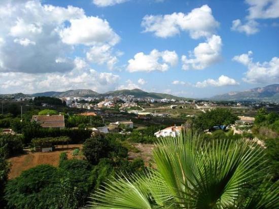 Apartamentos Benitachell: View