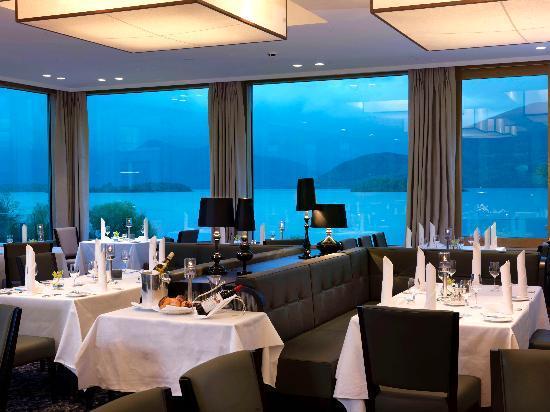 The Europe Hotel & Resort: Panorama Restaurant
