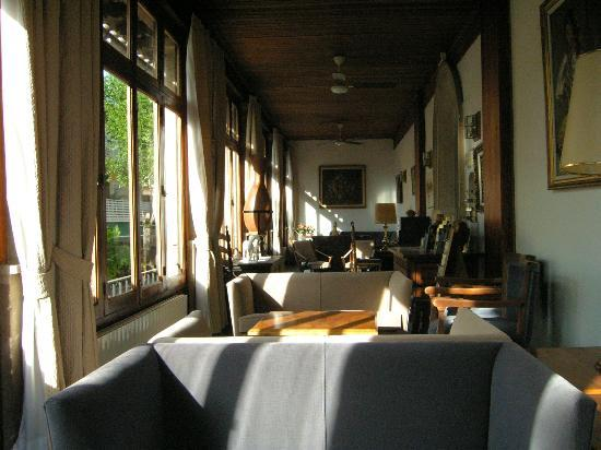 Hotel Carabela: Der Lesesaal