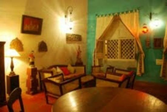 Pleasentvill - A Heritage Stay: Living Space
