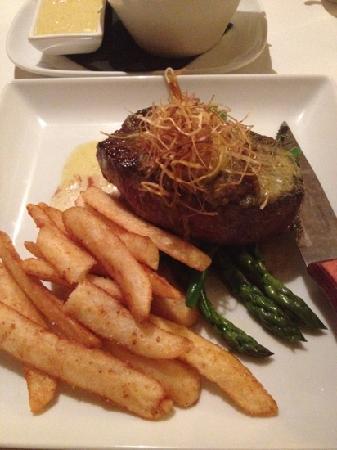 The Stunned Mullet: steak