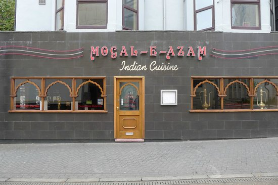 mogal-e-azam indian restaurant