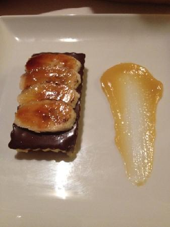 The Stunned Mullet: chocolate layers ( yum)