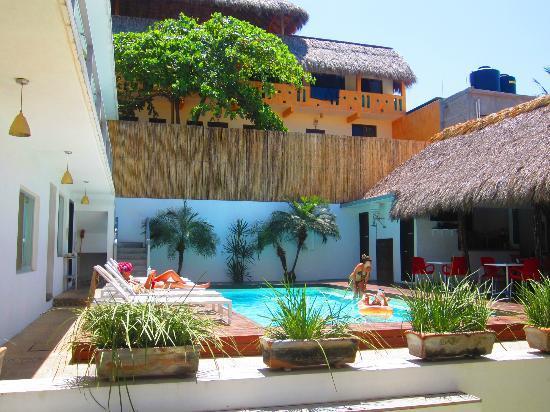 Hotel Aqua Luna: The pool