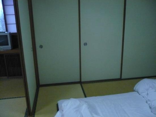 Shunkoso: Habitación