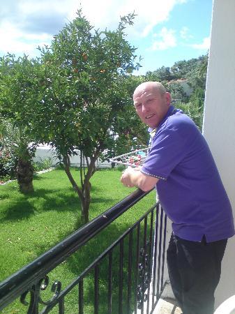 Yadim Studios & Apartments: balcony number 4
