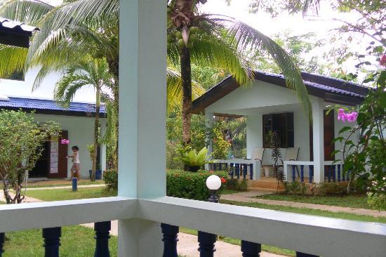 Sabai Resort: Il bungalov