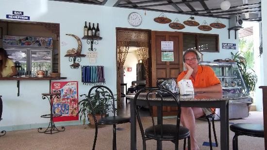 Sabai Resort: Il ristorante
