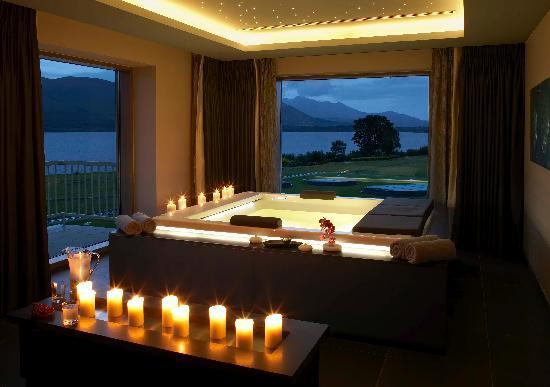 The Europe Hotel & Resort: ESPA Private Spa Suite
