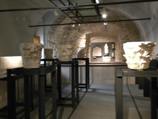 Museo Civico di Rieti - Sezione Archeologica