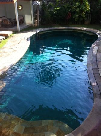 Puri Dukuh Accommodation: Pool