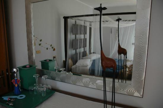 Pettenasco, Italia: Romantic room