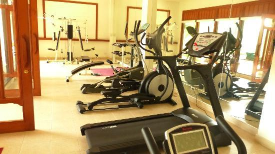 The Imperial River House Resort : Gym room