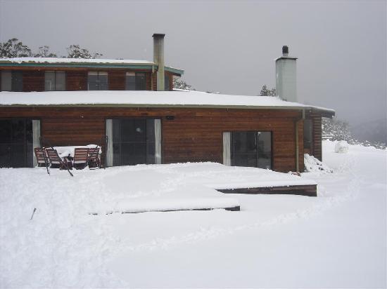 Altitude 1260 Resort: Snowfalls at Altitude