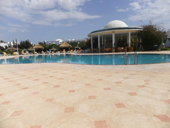 Zodiac: piscina exterior