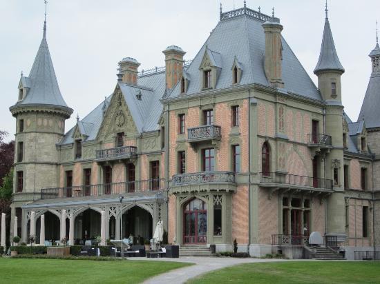 Schloss Schadau: The Chateau
