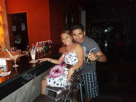 Oasis Tulum: Bar del Lobbie