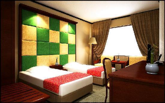 Sanno Hotel: Superior Club Room