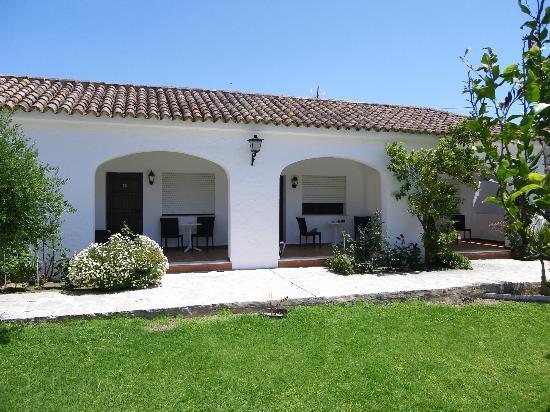 La Codorniz: Our bungalow