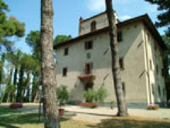 Relais Villa Petrischio: La Villa