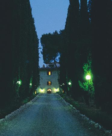 Relais Villa Petrischio: ingresso - main entrance