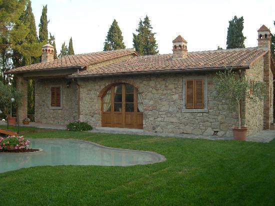 Relais Villa Petrischio: Le honeymoon suite