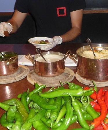 Modern Restaurant Jerusalem: modern israeli cuisine