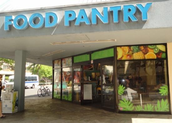 Food Pantry Hawaii Waikiki