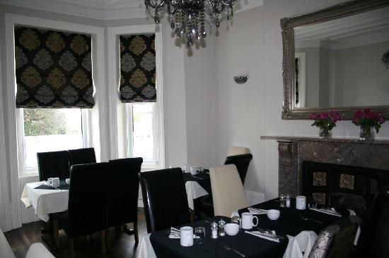 The Hedley Townhouse : Dining room