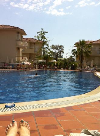 Pool - May 2012