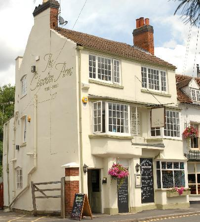 Great Food And A Decent Pint Clarendon Arms Kenilworth Traveller Reviews Tripadvisor