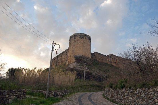 Cosenza, İtalya: Torre  del castello