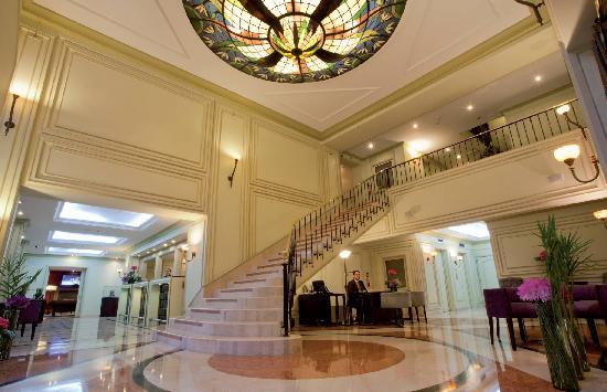 Sofitel Bogota Victoria Regia: lobby