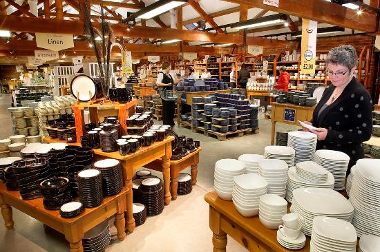 ‪Denby Pottery Factory‬