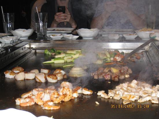 Koto Japanese Restaurant Jackson Nj Menu