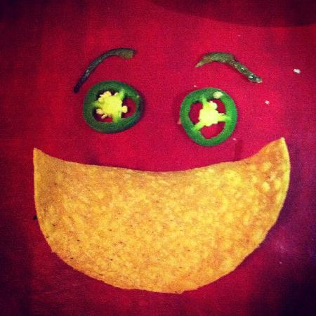 On the Border Mexican Grill & Cantina: Get Chip Faced!
