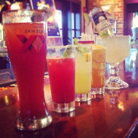 On the Border Mexican Grill & Cantina: Drinks