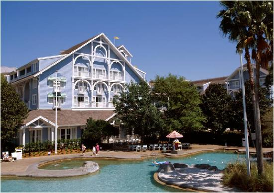 Walt Disney Beach Club Resort Reviews