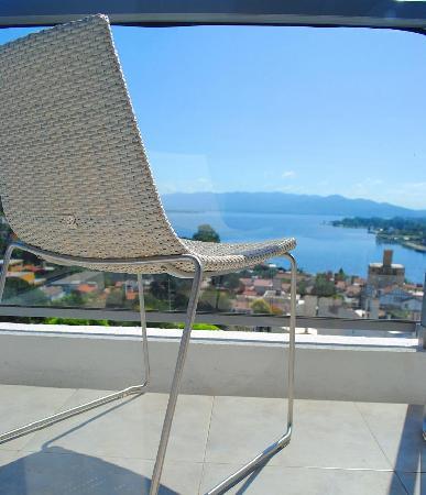 Hotel Estilo MB: Balcon Vista de todas las habitaciones