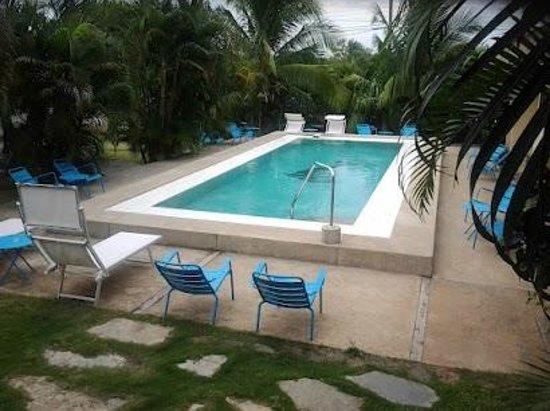 Hotel Casa de Campo Pedasi: Piscina