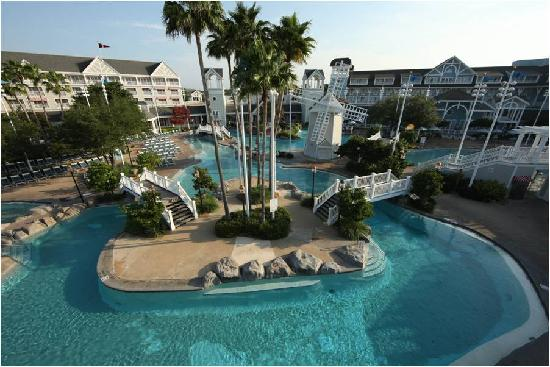 Closest To Epcot And Best Pool Review Of Disney S Beach Club Resort Orlando Fl Tripadvisor