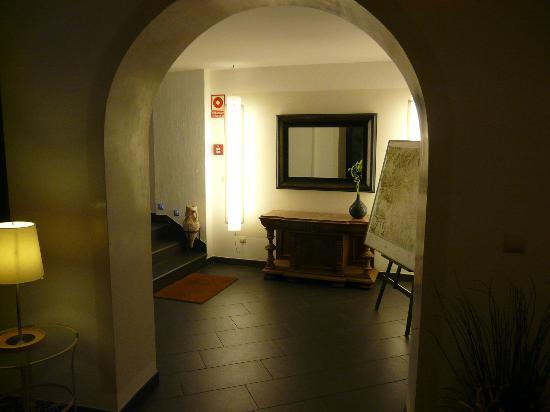 Carmen Hotel : Pasillos hotel