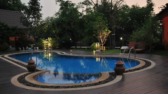 Pludhaya Resort and Spa : Der Pool