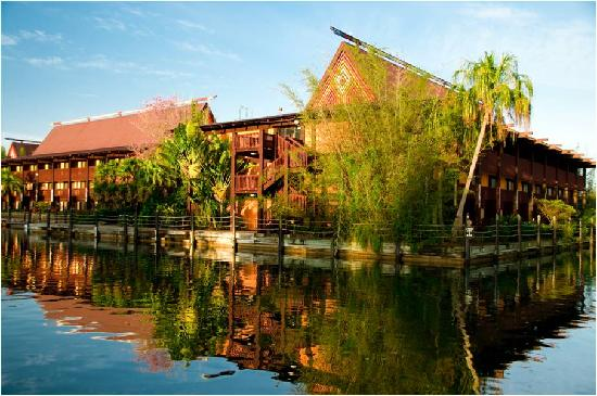 Disney's Polynesian Village Resort Photo
