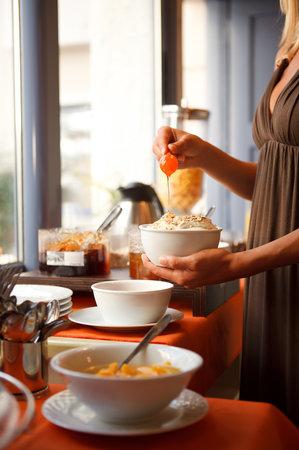 Sofia Hotel : Breakfast