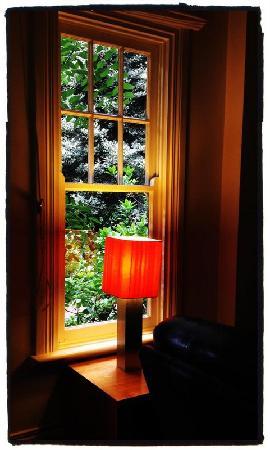 Lochiel Luxury Accommodation: View through the windown